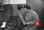 Image of shell for rocket Pasadena California USA, 1958, second 10 stock footage video 65675023677