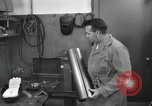 Image of shell for rocket Pasadena California USA, 1958, second 11 stock footage video 65675023677