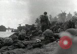 Image of Battle of Tarawa Tarawa Gilbert Islands, 1943, second 1 stock footage video 65675023679
