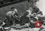 Image of Battle of Tarawa Tarawa Gilbert Islands, 1943, second 9 stock footage video 65675023679