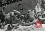 Image of Battle of Tarawa Tarawa Gilbert Islands, 1943, second 11 stock footage video 65675023679