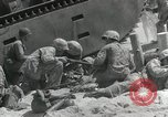 Image of Battle of Tarawa Tarawa Gilbert Islands, 1943, second 12 stock footage video 65675023679