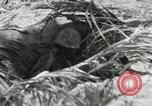 Image of war scenes form battle of Tarawa Gilbert Islands, 1943, second 12 stock footage video 65675023682