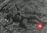 Image of casualty during Battle of Tarawa Gilbert Islands, 1943, second 2 stock footage video 65675023683