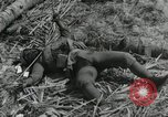Image of casualty during Battle of Tarawa Gilbert Islands, 1943, second 4 stock footage video 65675023683