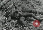 Image of casualty during Battle of Tarawa Gilbert Islands, 1943, second 5 stock footage video 65675023683