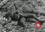 Image of casualty during Battle of Tarawa Gilbert Islands, 1943, second 6 stock footage video 65675023683