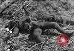 Image of casualty during Battle of Tarawa Gilbert Islands, 1943, second 7 stock footage video 65675023683