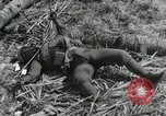 Image of casualty during Battle of Tarawa Gilbert Islands, 1943, second 8 stock footage video 65675023683