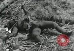 Image of casualty during Battle of Tarawa Gilbert Islands, 1943, second 9 stock footage video 65675023683