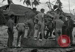 Image of US Marines Gilbert Islands, 1943, second 10 stock footage video 65675023684