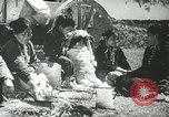 Image of Navajo Native American Indian family United States USA, 1938, second 2 stock footage video 65675023687