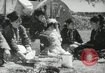 Image of Navajo Native American Indian family United States USA, 1938, second 3 stock footage video 65675023687