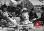 Image of Navajo Native American Indian family United States USA, 1938, second 5 stock footage video 65675023687