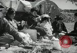 Image of Navajo Native American Indian family United States USA, 1938, second 6 stock footage video 65675023687