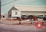 Image of First Signal Brigade headquarters Long Binh Vietnam, 1969, second 12 stock footage video 65675023691