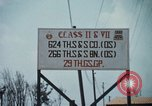 Image of 624 Special Service Sign Long Binh Vietnam, 1969, second 2 stock footage video 65675023693