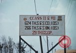Image of 624 Special Service Sign Long Binh Vietnam, 1969, second 3 stock footage video 65675023693