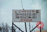 Image of 624 Special Service Sign Long Binh Vietnam, 1969, second 4 stock footage video 65675023693