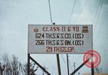 Image of 624 Special Service Sign Long Binh Vietnam, 1969, second 5 stock footage video 65675023693