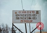 Image of 624 Special Service Sign Long Binh Vietnam, 1969, second 6 stock footage video 65675023693