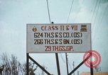Image of 624 Special Service Sign Long Binh Vietnam, 1969, second 8 stock footage video 65675023693