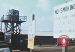 Image of Asphalt plant Long Binh Vietnam, 1969, second 12 stock footage video 65675023700
