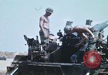 Image of M110 Howitzer Long Binh Vietnam, 1969, second 3 stock footage video 65675023701