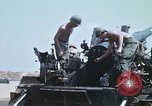 Image of M110 Howitzer Long Binh Vietnam, 1969, second 4 stock footage video 65675023701