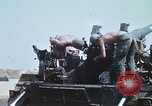 Image of M110 Howitzer Long Binh Vietnam, 1969, second 5 stock footage video 65675023701