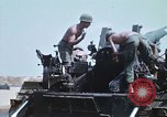 Image of M110 Howitzer Long Binh Vietnam, 1969, second 6 stock footage video 65675023701