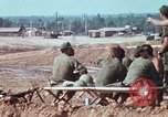 Image of construction site Long Binh Vietnam, 1969, second 5 stock footage video 65675023708