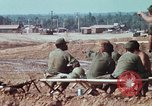 Image of construction site Long Binh Vietnam, 1969, second 6 stock footage video 65675023708