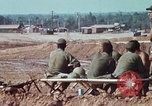 Image of construction site Long Binh Vietnam, 1969, second 7 stock footage video 65675023708