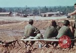 Image of construction site Long Binh Vietnam, 1969, second 8 stock footage video 65675023708
