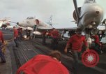 Image of USS Coral Sea South China sea, 1967, second 8 stock footage video 65675023715