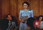 Image of Meeting in Harlan Harlan Kentucky USA, 1942, second 2 stock footage video 65675023726