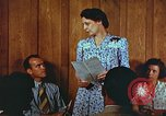 Image of Meeting in Harlan Harlan Kentucky USA, 1942, second 4 stock footage video 65675023726