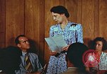 Image of Meeting in Harlan Harlan Kentucky USA, 1942, second 5 stock footage video 65675023726