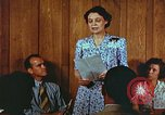 Image of Meeting in Harlan Harlan Kentucky USA, 1942, second 6 stock footage video 65675023726