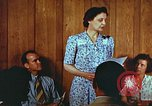 Image of Meeting in Harlan Harlan Kentucky USA, 1942, second 12 stock footage video 65675023726