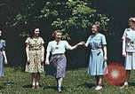 Image of women dancing Harlan Kentucky USA, 1942, second 3 stock footage video 65675023733
