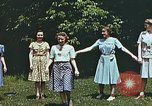 Image of women dancing Harlan Kentucky USA, 1942, second 4 stock footage video 65675023733