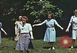 Image of women dancing Harlan Kentucky USA, 1942, second 5 stock footage video 65675023733