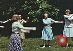 Image of women dancing Harlan Kentucky USA, 1942, second 7 stock footage video 65675023733
