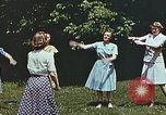 Image of women dancing Harlan Kentucky USA, 1942, second 8 stock footage video 65675023733