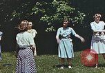 Image of women dancing Harlan Kentucky USA, 1942, second 9 stock footage video 65675023733