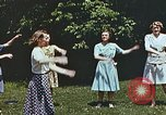 Image of women dancing Harlan Kentucky USA, 1942, second 10 stock footage video 65675023733