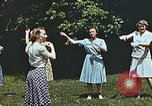 Image of women dancing Harlan Kentucky USA, 1942, second 11 stock footage video 65675023733
