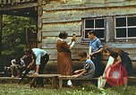 Image of carpentry class Harlan Kentucky USA, 1942, second 2 stock footage video 65675023742